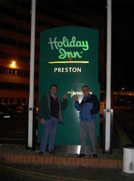 Up The Junction. & Holiday in Preston